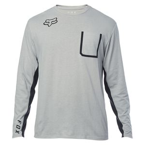 T-shirt manches longues REDPLATE 360 AIRLINE - STEEL GREY  Gris