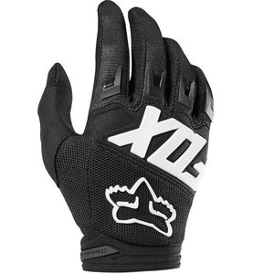 Gants cross DIRTPAW - RACE - BLACK 2020 Noir