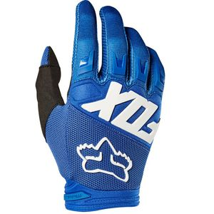 Gants Cross Fox Dirtpaw - Race - Blue 2019