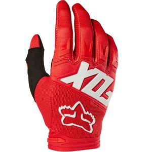 Gants Cross Fox Dirtpaw - Race - Red 2019