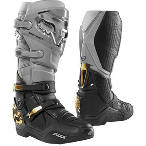 Bottes Cross Fox Instinct - Grey Black 2019