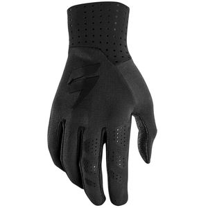 Gants cross 3LUE LABEL 2.0 AIR BLACK BLACK 2020 Noir