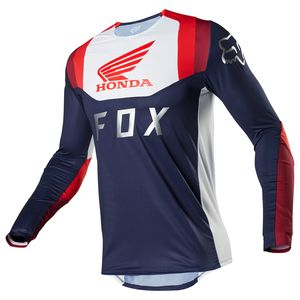 Maillot cross FLEXAIR - HONDA - NAVY RED 2020 Navy Red