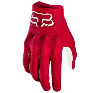 Gants cross BOMBER LIGHT - FLAME RED 2021 Flame Red