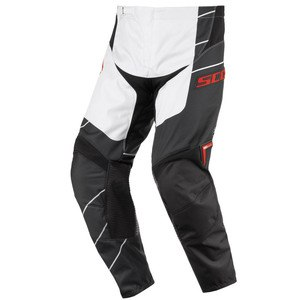 Pantalon Cross Scott Destockage 350 Race Noir Blanc 2016