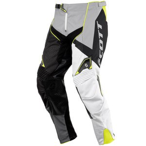 Pantalon Cross Scott Destockage 450 Podium Gris Noir 2016