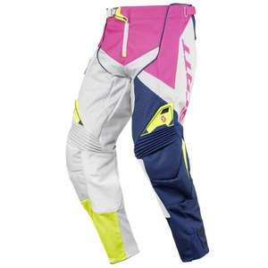 Pantalon cross Scott destockage 450 PODIUM  ROSE VERT 2016