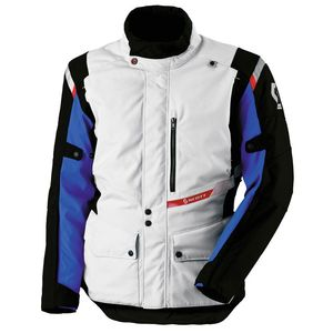 Veste Scott Destockage Turn Pro Dp Light Grey/blue