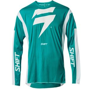 Maillot cross 3LACK LABEL RACE GREEN 2020 Vert
