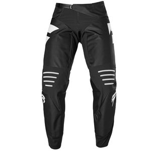 Pantalon cross 3LACK LABEL RACE BLACK WHITE 2020 Noir/Blanc