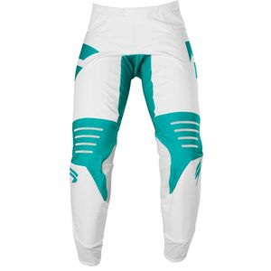 Pantalon cross 3LACK LABEL RACE WHITE GREEN 2020 Blanc/Vert