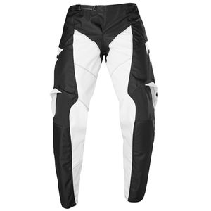Pantalon cross WHIT3 LABEL RACE BLACK WHITE 2020 Noir/Blanc