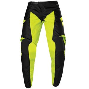 Pantalon cross WHIT3 LABEL RACE YELLOW 2020 Jaune