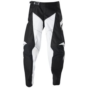 Pantalon cross WHIT3 LABEL RACE 2 BLACK WHITE ENFANT  Noir/Blanc