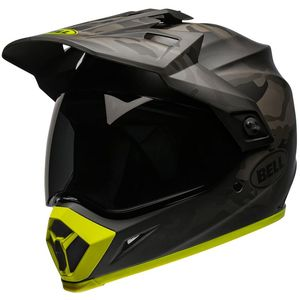 Casque MX-9 ADVENTURE MIPS - STEALTH CAMO  Noir