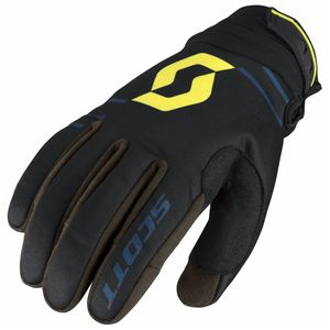 Gants cross 350 INSULATED - NOIR VERT - 2018 Noir/Vert