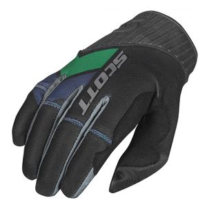 Gants Cross Scott Destockage 450 Podium Gi Ove Black Green 2017