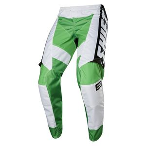 Pantalon cross WHIT3 - LABEL ARCHIVAL - GREEN BLACK 2020 Green Black