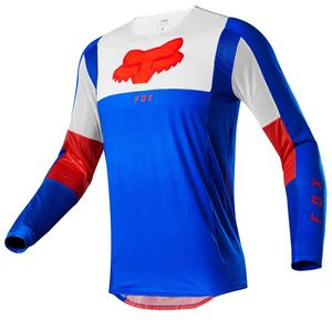 Maillot cross AIRLINE - PIRL - BLUE RED 2021 Blue Red