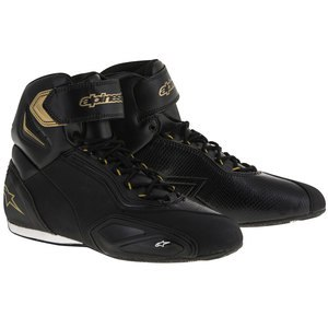 Baskets STELLA FASTER-2  Black/Gold