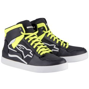 Baskets STADIUM  Black/yellow