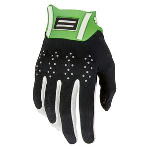 Gants cross RECON - ARCHIVAL - GREEN BLACK 2020 Vert