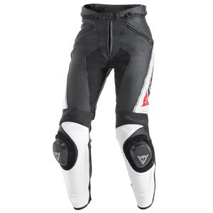 Pantalon DELTA PRO C2 LADY LEATHER  Black/white