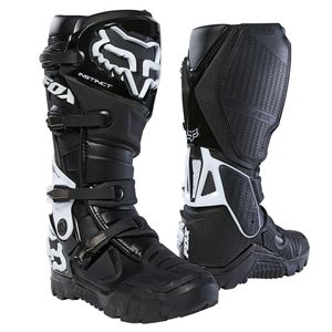 Bottes cross Fox INSTINCT - X - BLACK 2021