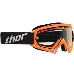Masque Cross Thor Enemy - Orange Fluo - 2018