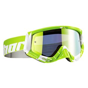 Masque Cross Thor Sniper Chase Lime White 2019