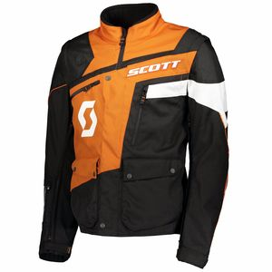 Veste Enduro Scott 350 Adv - Noir Orange - 2018