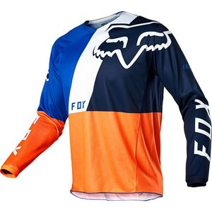 Maillot cross 180 - LOVL - ORANGE BLUE 2020 Orange Blue