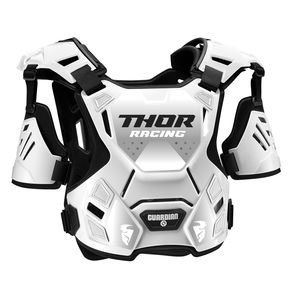 Plastron Thor GUARDIAN - ROOST DEFLECTOR - WHITE 2021