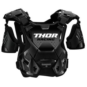 Plastron Thor YOUTH GUARDIAN - ROOST DEFLECTOR - BLACK