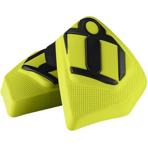 Sliders KNEE PUCK  Jaune Fluo