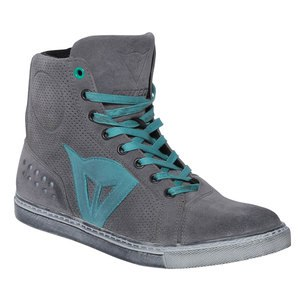 Baskets STREET BIKER AIR LADY  Gray/Blue