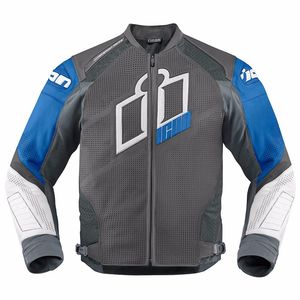 Blouson HYPERSPORT PRIME COLOR  Bleu