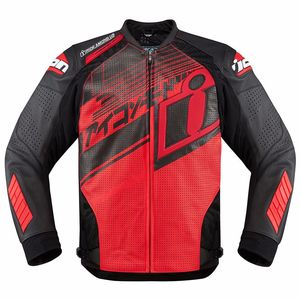Blouson HYPERSPORT PRIME HERO  Rouge