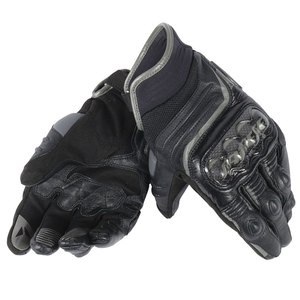 Gants CARBON D1 SHORT LADY  Black