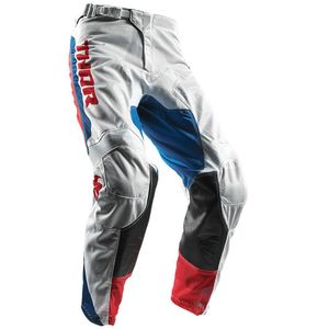 Pantalon Cross Thor Pulse Air Profile - Blanc Multicolor - 2018