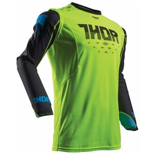Maillot Cross Thor Prime Fit Rohl - Vert Noir - 2018
