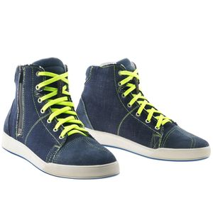 Baskets G VOYAGER DENIM  Bleu