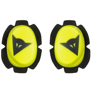 Sliders PISTA KNEE  Yellow/Black