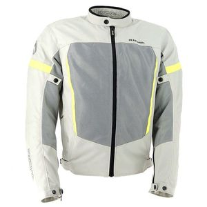 Blouson AIRBENDER - FLUO  Grey/Fluo Yellow