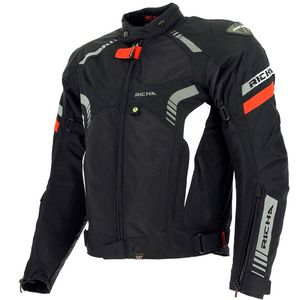 Veste AIRFORCE  Black Red