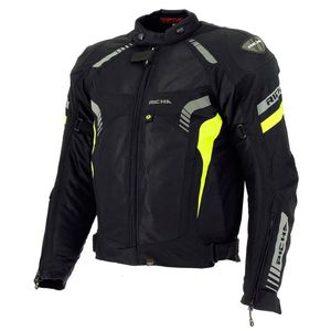 Veste AIRFORCE  Black/Fluo Yellow