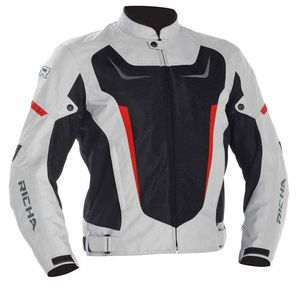 Blouson AIRSTRIKE 2  Black Grey Red