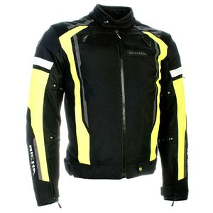 Veste AIRSTREAM II -FLUO  Black/Fluo Yellow