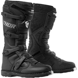 Bottes cross BLITZ XP ATV BLACK 2021 Noir
