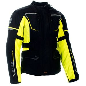Veste PHANTOM 2 - LADY  Black/Fluo Yellow